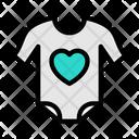 Babysuit Icon