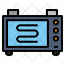 Bachelor Griller Household Appliances Technology Icon