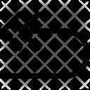 Back Arrow Repeat Icon