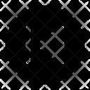 Back Arrow Song Icon