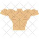 Anatomy Back Body Icon