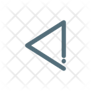 Left Arrow Back Icon