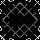 Back Button Arrow Icon