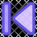 Back Arrow Control Icon