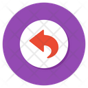 Go Left Left Arrow Back Arrow Icon