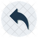 Back Arrow Reverse Arrow Arrow Icon