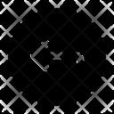 Back Arrow Left Arrow Arrowhead Icon