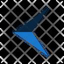 Arrow Back Return Icon