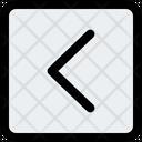 Back Key Icon