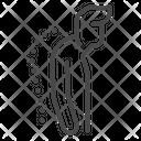 Back Kyphosis Icon