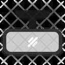Back Mirror Icon
