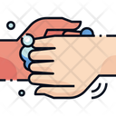Back of fingers Icon