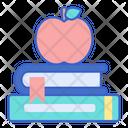 Back To School Schoolbooks Student Icon