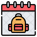Back To School School Education Icon