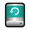 Time Machine Backup Drive Icon