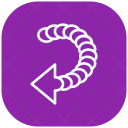 Back Watch Series Icon