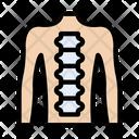 Backbone Body Spine Icon