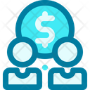 Backers Backer Investor Icon
