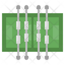 Backgammon Gaming Fun Icon