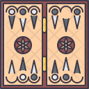 Backgammon Icon