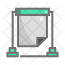 Filled Color Style Icon
