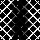 Backhand Icon