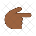 Human Arm Thumb Icon