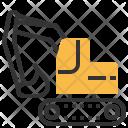 Backhoe Icon