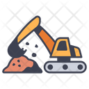 Pollution Construction Building Icon