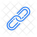 Backlink Seo Optimization Icon