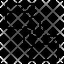 Backlink Back Link Web Icon