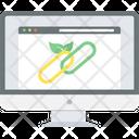Backlinking Icon