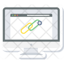 Link Connection Web Icon