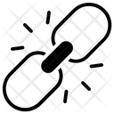 Chain Link Hyperlink Web Link Icon
