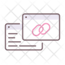 Backlinks Chain Link Icon