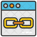 Backlinks Seo Web Icon
