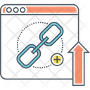 Backlinks Building Icon