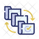 Project Management Business Marketing Icon