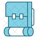 Backpack Camping Rucksack Icon
