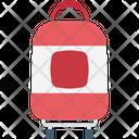 School Bag Bag Backpack Icon