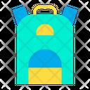 Children Bag Baby Bag School Bag Icon