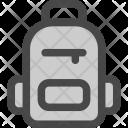 Backpack Bag Hiking Icon