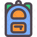 Bag School Office Icon