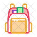 Human Shop Backpack Icon