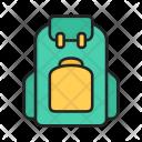 Bag Backpack Rucksack Icon