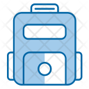 Backpack Case Study Icon