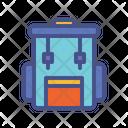Travel Adventure Hiking Icon