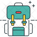 Ibackpack Backpack Bag Icon