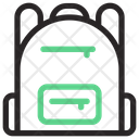 Backpack Bag Suitcase Icon