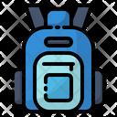 Backpack Bag School Backpack Icon